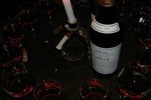 arbois,vin jaune,henri maire,percée du vin jaune,domaine hughes béguet,domaine de l'octavin,michel gahier