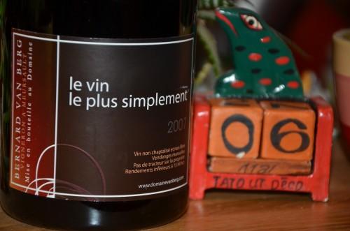 vendredis du vin,françois des ligneris,vin des promesses,bourgogne grand ordinaire,bernard van berg