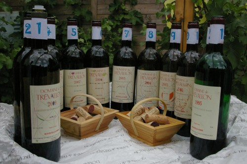 domaine de trévallon,éloi dürrbach,baux de provence,vin de pays des bouches du rhône