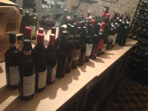 bruxelles,vendredis du vin,basin et marot,tenuta di valgiano,brusseleirs,caffè al dente,studio 126,massimo coletti