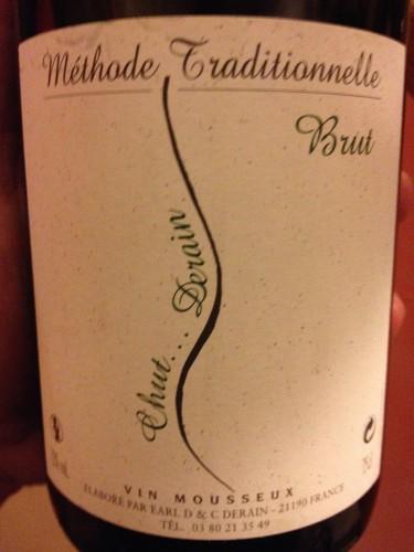 vendredis du vin,champagne,tarlant,terres et vins de champagne,don quirote,chut derain,pétillant naturel