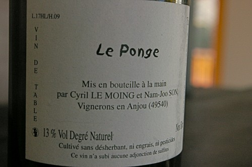 cyril le moing,anjou,vin de table,gamay,vin nature
