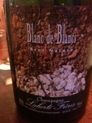 arbois,côtes du jura,stéphane tissot,en barberon,la mailloche,2000,les gourmands lisent,champagne,laherte,tarlant