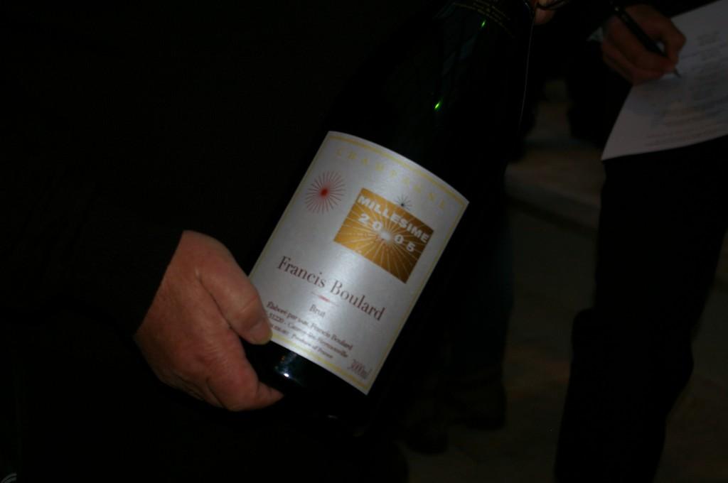 Terres et vins de champagne le blog d 39 olif for Les decoratives brut de terre