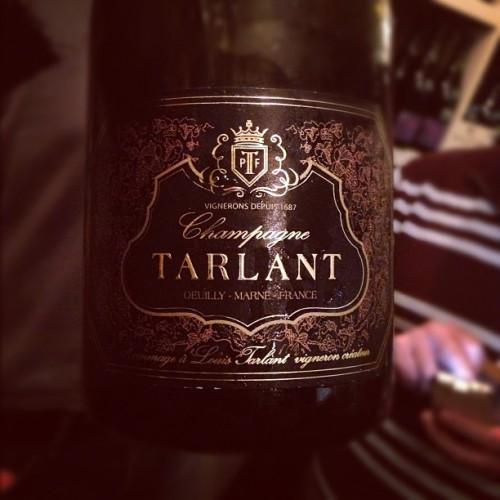 champagne,tarlant,siffleur de ballons,cuvée Louis,