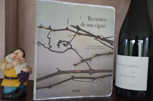 catherine bernard,anne-sophie thérond,recettes de ma vigne,éditions du rouergue,le gavatx,vincent balansa,la boria