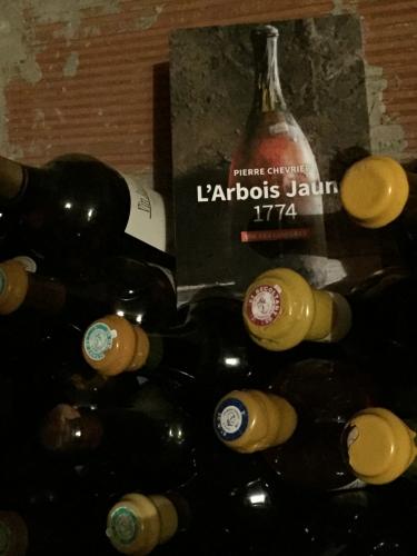vin jaune,arbois,anatoile vercel,philippe cherrier,éditions cabédita