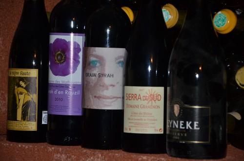 vendredis du vin,aline hock,marie-thérèse chappaz,gramenon,shiraz,syrah,mas coutelou