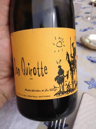 vendredis du vin,champagne,tarlant,terres et vins de champagne,don quirotte,chut derain,pétillant naturel,dominique derain