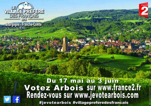 arbois,jura,le village préféré des français,pompette