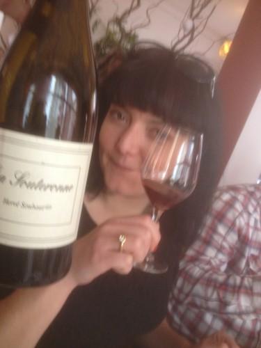 tronches de vin,greniers saint-jean,dive bouteille,salon des pénitents,vins anonymes,michel tolmer
