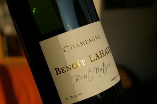 champagne,benoit lahaye,terre et vins de champagne,brut nature