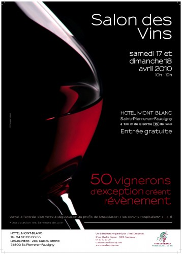 Salons le blog d 39 olif for Calendrier salon des vins
