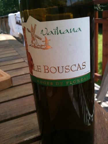 le bouscas,vin du gers,floréal romero