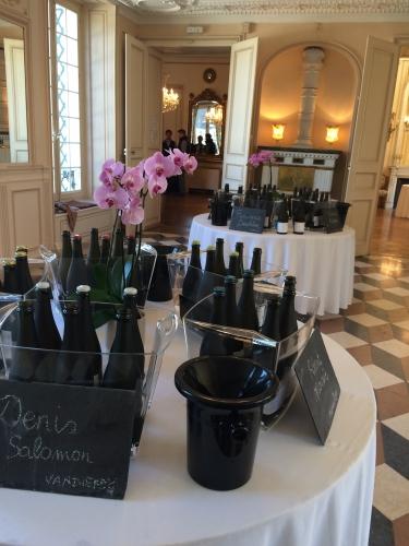terres et vins de champagne,reims,palais du tau,origines champagne