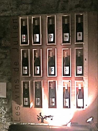 julien labet, les vins de julien,jean-paul jeunet,arbois,hôtel de paris,