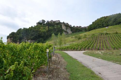 château chalon,jura,gabrielle rizzi,le progrès,puits saint-pierre,macle,côtes du jura