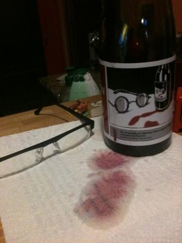 vendredis du vin,loire,domaine de la perrière,vin de pays d'urfé,touraine,albane et bertrand minchin,gamay,cot,cabernet franc